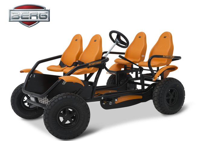 BERG Gran Tour Off-Road 4 seater F